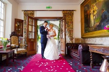 The Bedford Hotel is an utterly romantic wedding venue in the heart of Tavistock.