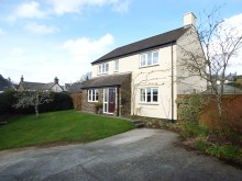 Superb family home in popular moorland village...