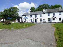 Freehold Inn set in Dartmoor